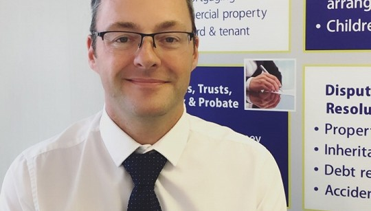 Anthony Horrocks - Welcome to the Team!