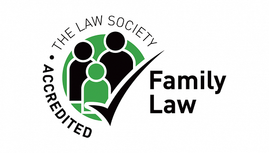 Judith Fitzpatrick achieves her Reaccreditation by The Law Society in Family Law